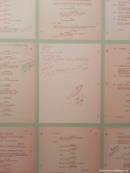 Stanley Kubrick at LACMA: Script and Notes for Lolita